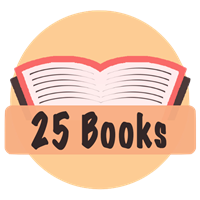25 Books Badge