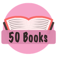 50 Books Badge