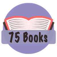 75 Books Badge