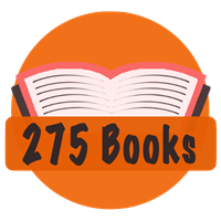 275 Books Badge