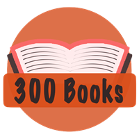 300 Books Badge
