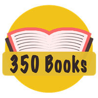 350 Books Badge