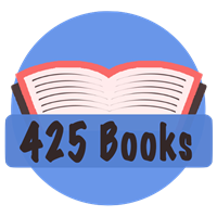 425 Books Badge