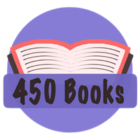 450 Books Badge