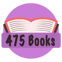 475 Books Badge