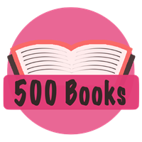 500 Books Badge