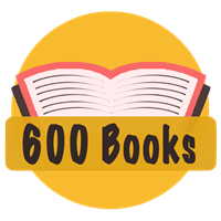 600 Books Badge