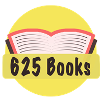 625 Books Badge