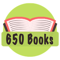 650 Books Badge