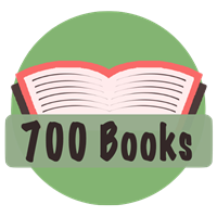 700 Books Badge