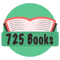 725 Books Badge
