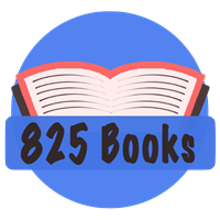 825 Books Badge