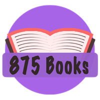 875 Books Badge