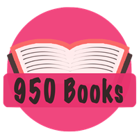 950 Books Badge