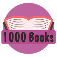 1000 Books Certificate Badge
