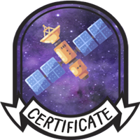 Certificate Badge