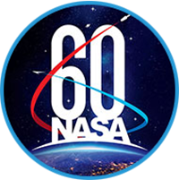 NASA: 60 Years and Counting  Badge