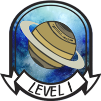 Teen Level 1 Badge
