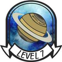 Teen Level 7 Badge