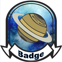 Teen Level 25 Badge